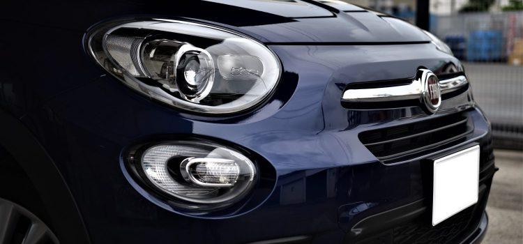 FIAT500X コーティング