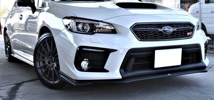 WRX S4 STI Sport コーティング 新車割引適用