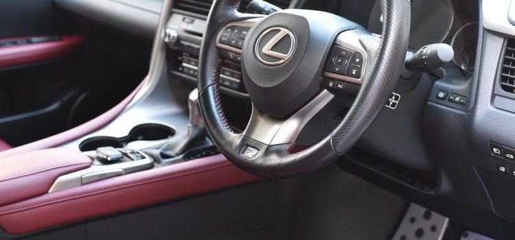 RX200 車内クリーニング