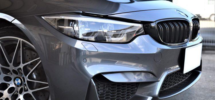 BMW M4 コーティング編
