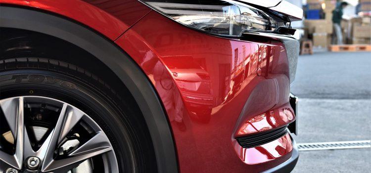 CX-8 コーティング 新車割引適用