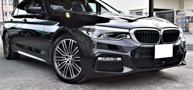 BMW530e コーティング