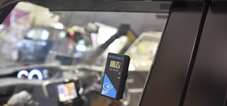 ソリオ 透明遮熱フィルム