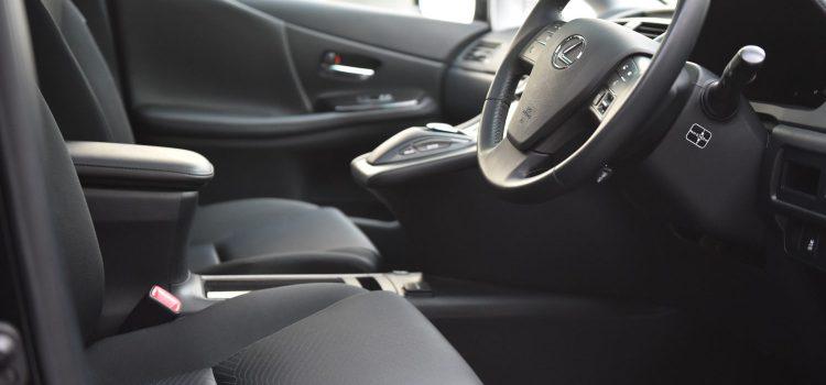 SAI 車内クリーニング