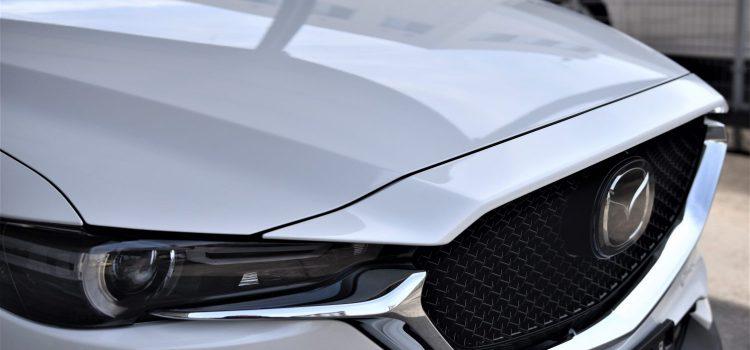 CX-5 コーティング 新車割引適用