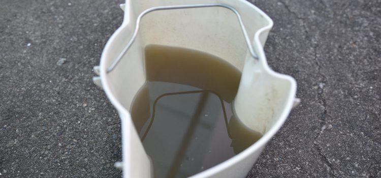 ワゴンR クリーニング&消臭・除菌 失禁