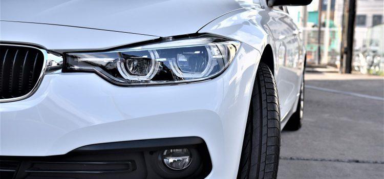BMW320d コーティング