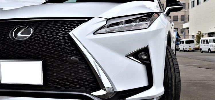 RX300 コーティング 新車割引適用