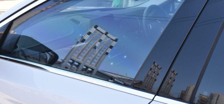 BMW523d 遮熱フィルム