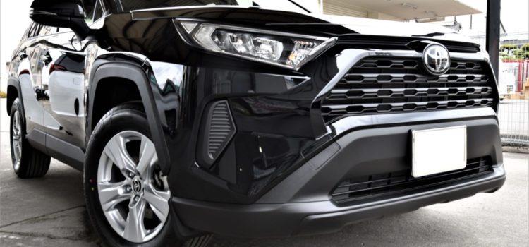 RAV4 コーティング 新車割引適用